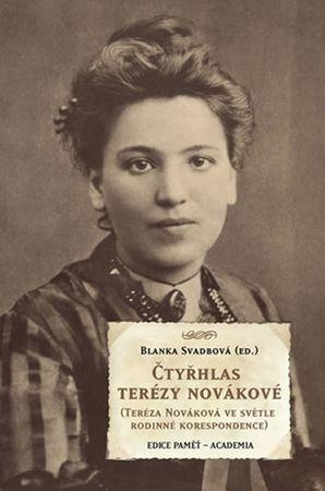 Svadbová Blanka: Čtyřhlas Terézy Novákové