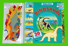 Dinosauři - Šablony