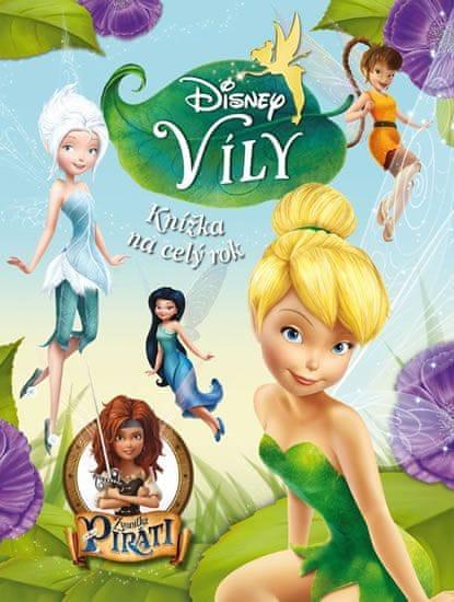 Disney Walt: Víly - Knížka na celý rok 2015