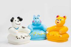 Intex napihljiv stol hišni ljubljenček, 68556, Hippo