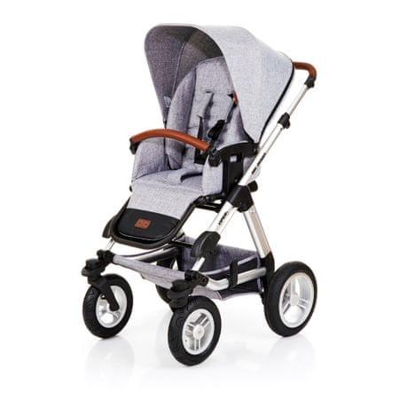 ABC Design wózek dziecięcy Viper 4 graphite grey 2018