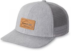 Dakine Peak To Peak Trucker Heather Grey