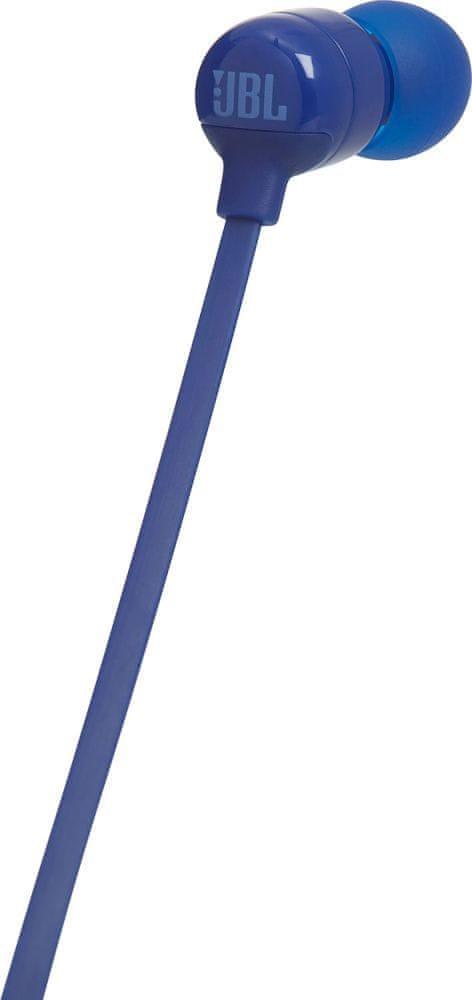 JBL T110BT bezdrátová sluchátka, modrá