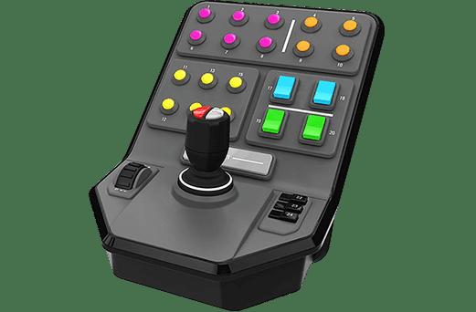Logitech G Saitek FARM Simulator - Vehicle Side Panel (945-000014)