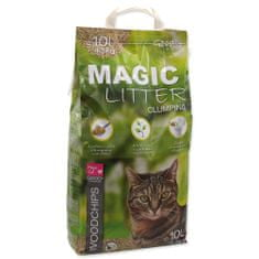 Magic żwirek dla kota Litter Woodchips 10 L (4,3 kg)