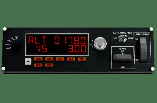 Logitech G Saitek Pro Flight Multi Panel (945-000009)