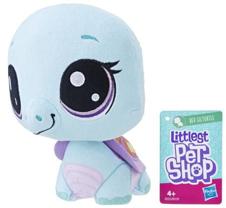 Littlest Pet Shop maskotka - Bev Gilturtle