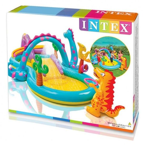 Intex 57135 Hrací centrum Dinopark
