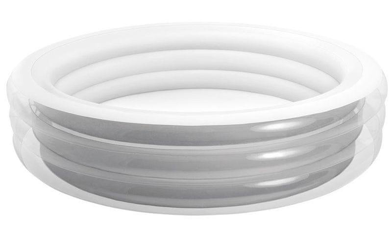 Intex 57192 stříbrný bazén 229x51 cm