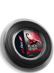 Polyfibre tenis struna Polyfibre Black Venom Rough - kolut