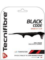 Tecnifibre tenis struna Black Code - set