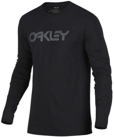 Oakley koszulka męska 100C-Mark II L/S Tee Blackout M
