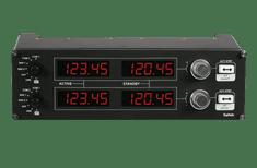 Logitech Joystick G Saitek Pro Flight Radio Panel vezérlő (945-000011)