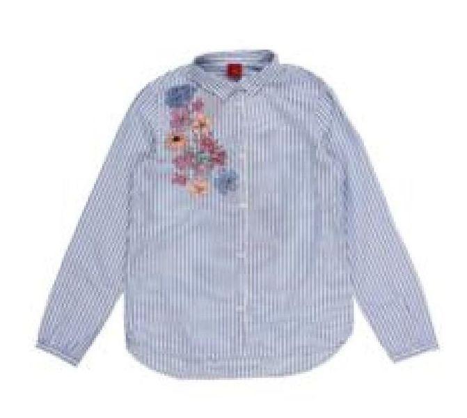 s.Oliver dívčí košile S modrá