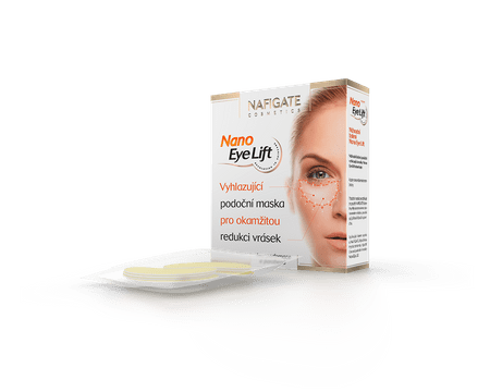 NAFIGATE Cosmetics Nano Eye Lift - náhradní balení