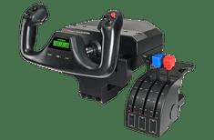 Logitech Flight Yoke System vezérlő (945-000004)