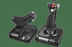 Logitech X52 Professional H.O.T.A.S. vezérlő (945-000003)