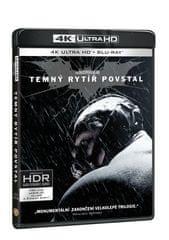 Temný rytíř povstal (3 disky) - Blu-ray + 4K ULTRA HD