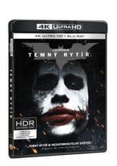 Temný rytíř  (3 disky) - Blu-ray + 4K ULTRA HD