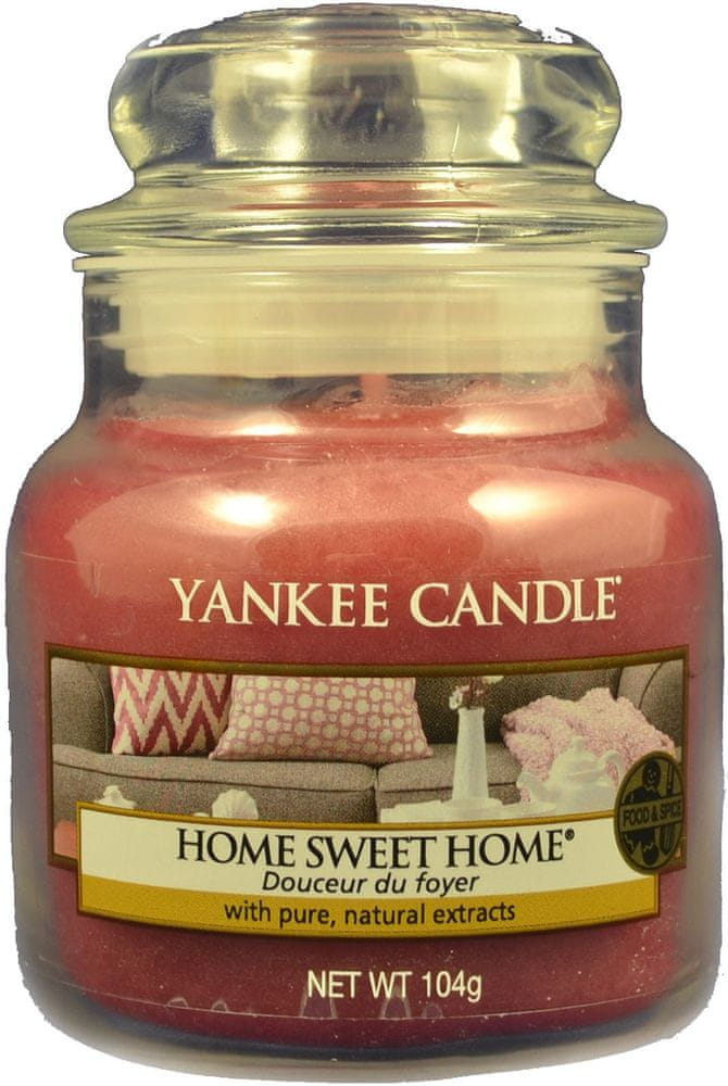 Yankee Candle Home Sweet Home Classic malý 104 g