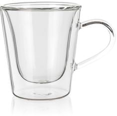 Banquet steklena skodelica Doblo, 110 ml