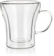 Banquet steklena skodelica Doblo, 200 ml