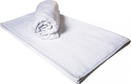 Jerry Fabrics Ručník bílý 50x100 cm, 4 ks