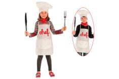 Carnival Toys kostum Kuhar (6665)