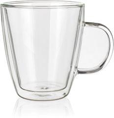 Banquet steklena skodelica Doblo, 300 ml