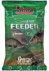 Sensas Krmení 3000 Super Feeder New 1 kg