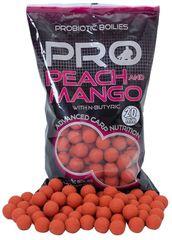 Starbaits Boilies Probiotic Peach Mango + N-Butyric