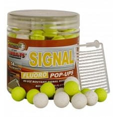 Starbaits Plovoucí Boilie Fluo Pop Up Signal