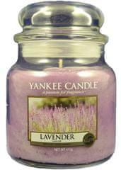 Yankee Candle Lavender Classic stredná 411 g