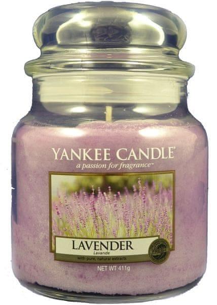 Yankee Candle Lavender Classic střední 411 g