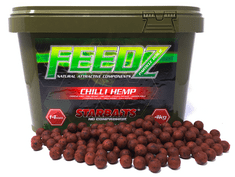 Starbaits Boilies Feedz 14 mm 4 kg