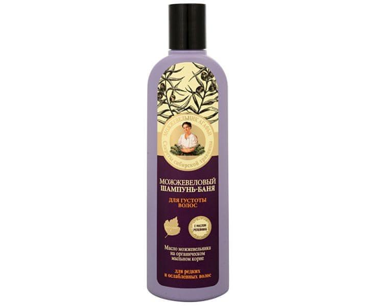 Babushka Agafia Jalovcový šampon proti vypadávání vlasů 280 ml