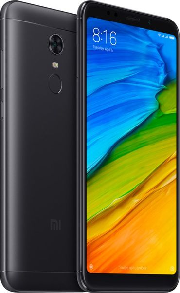 Xiaomi Redmi 5 Plus, 3GB/32GB, Global Version, Black