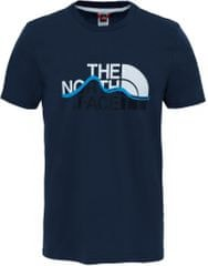 The North Face moški pulover M S/S Mountain Line Tee