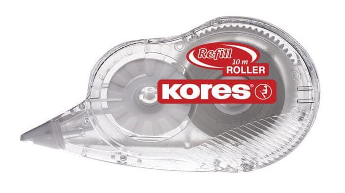 Opravný roller Kores vyměnitelný 4,2 mm x 10 m