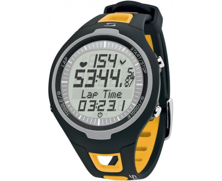 Sigma Sporttester PC 15.11 Yellow