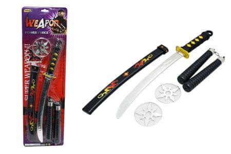 Unikatoy orožje Ninja Force (25045)
