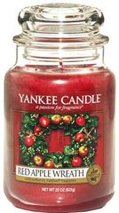 Yankee Candle Red Apple Wreath Classic velký 623 g