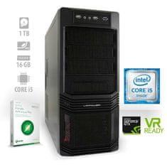 mimovrste=) namizni računalnik Nitro PF7 i5-7400/16GB/1TB+240GB SSD/GTX1050/FreeDOS