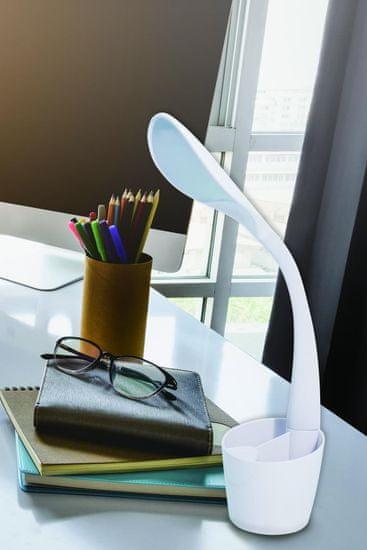 Velamp SWAN asztali lámpa 6 W LED