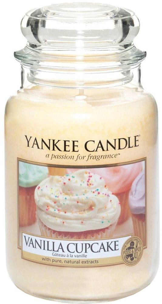 Yankee Candle Vanilla Cupcake Classic velký 623 g