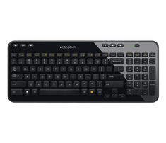 Logitech Wireless Keyboard K360 UK (920-003082)