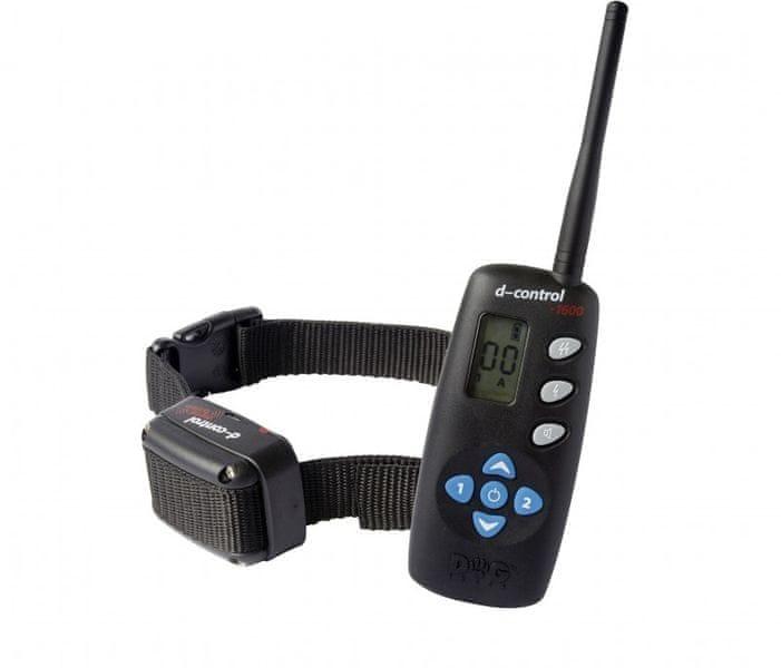 DOG trace elektronický výcvikový obojek d-control 1600