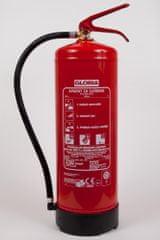 Gallus vatrogasni aparat Gloria PD9G s prahom ABC, 9 kg