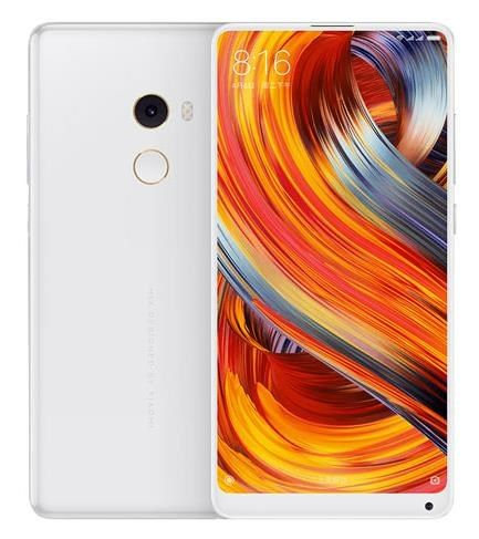 Xiaomi Mi MIX 2, Special Edition, 8GB/128GB, Global Version, White