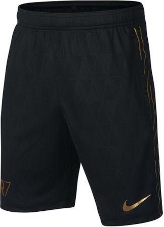 Nike kratke hlače CR7 B NK Dry Acdmy KZ, črne/zlate, L